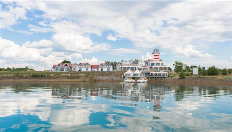 Hotel Der Leuchtturm Geierswalder See