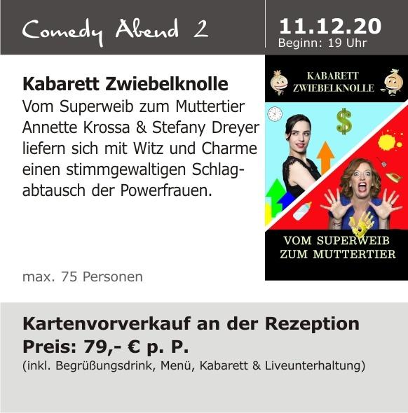 Comedy-Abend 2